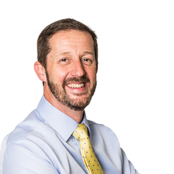 Andy Chidgey - Operations Director